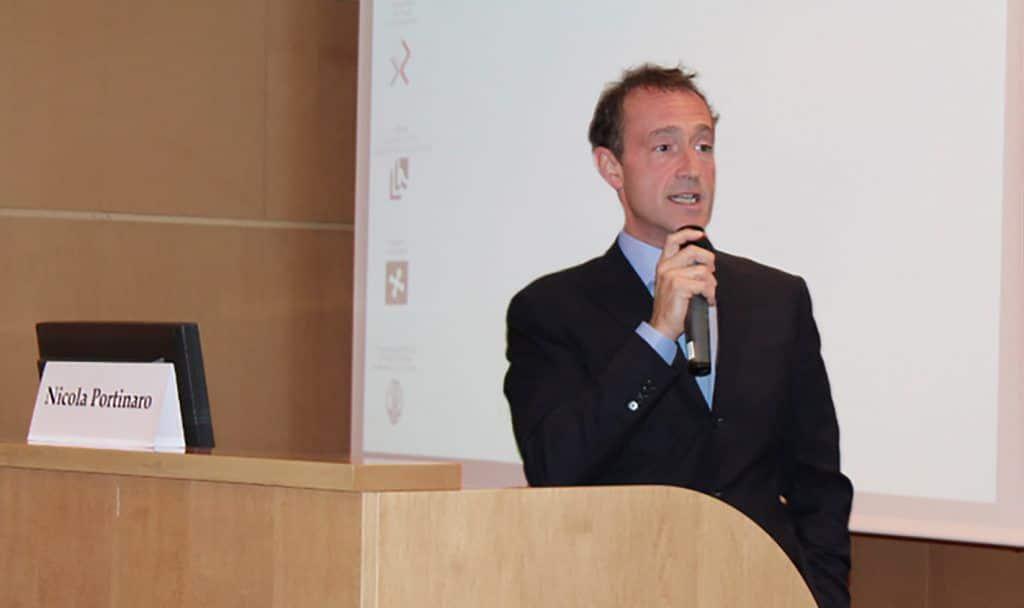 Nicola Portinaro insegnamento università ortopedia e traumatologie