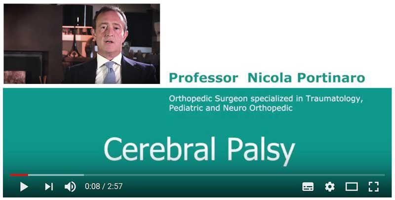 Video Paralisi Cerebrale Prof. Portinaro