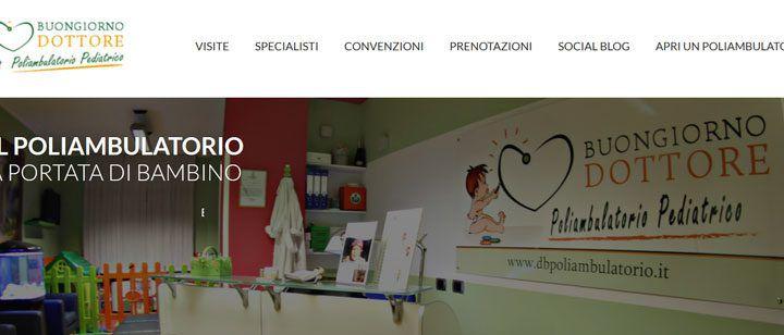 Portinaro Ambulatorio Pediatrico Buongiorno Dottore Taranto