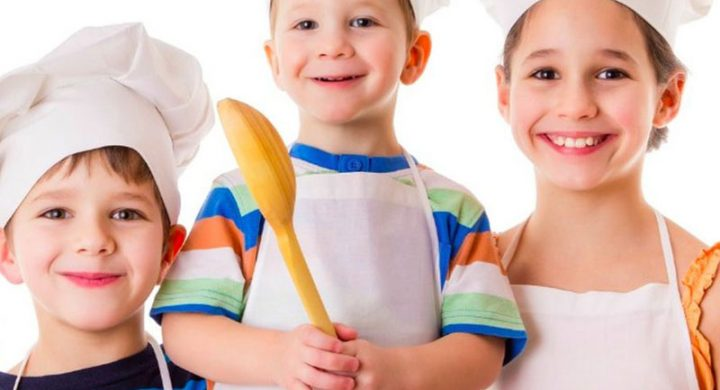 corso cucina bambini merenda solidale fondazione ariel